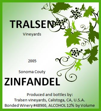 Wine Label Design Archives - Free Word TemplatesFree Word Templates