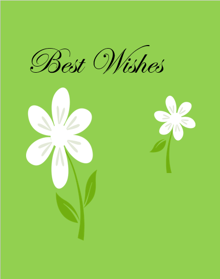 Best-Wishes-Card-Template