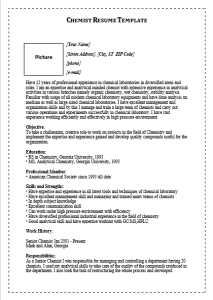 Medical-resume-template