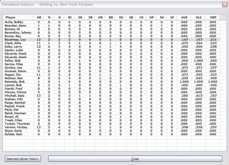 baseball statistics excel template