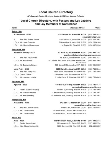 church directory templat epreview 2