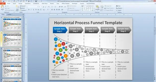 3 Sales Pipeline Templates - Excel xlts