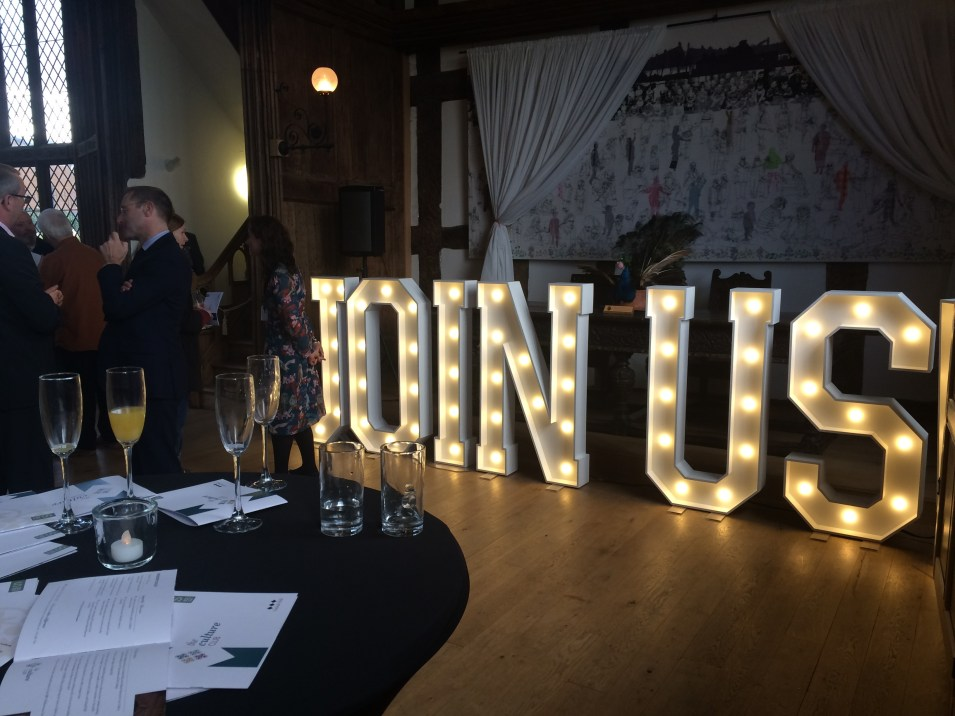 The choice of Illuminated Letters for Hire