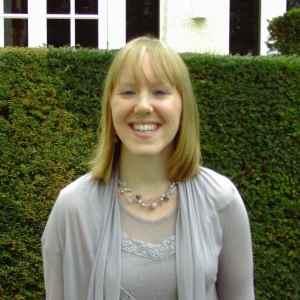 Photo of Kathleen for blog