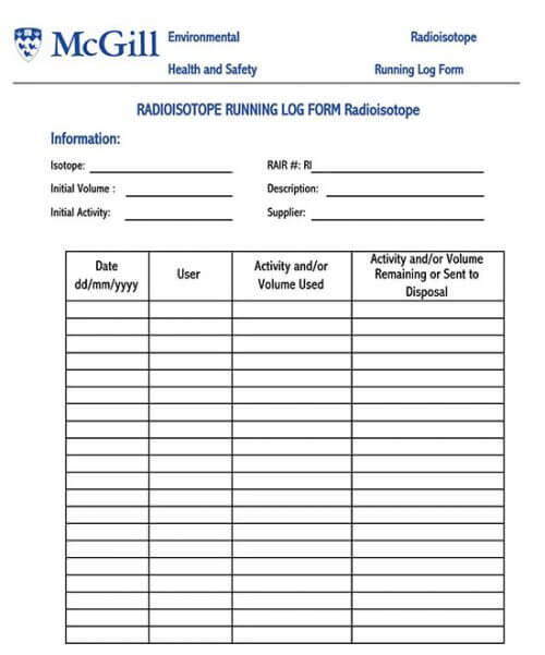 A food waste log can't solve all of your problems but it sure can help. 16 Free Running Logs And Walking Chart Templates Word Excel Pdf