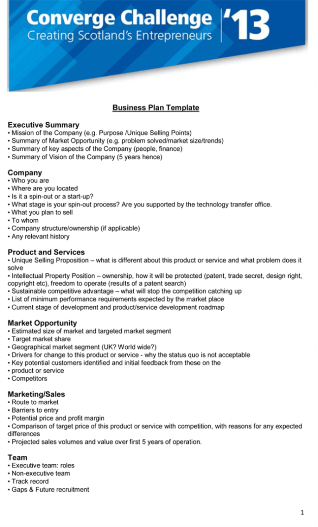 Executive summary template word free download cheaphphosting Gallery