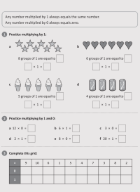 Printable Multiplication Worksheets for Practice (Grade 4-6)