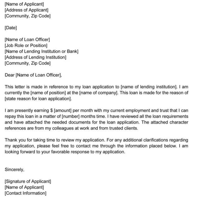 Personal Recommendation Letter 25