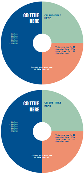 DVD Label Template  Templates for Microsoft Word