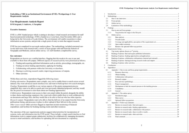 20+ Free Requirements Analysis Templates & Examples (Word