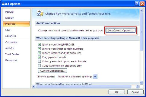 How to turn off automatic hyperlinks in MS Word 1