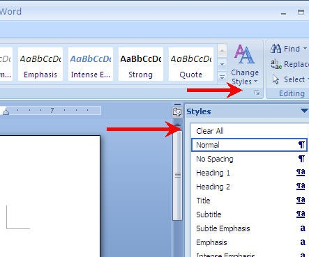 microsoft-word-style-menu-clear-all
