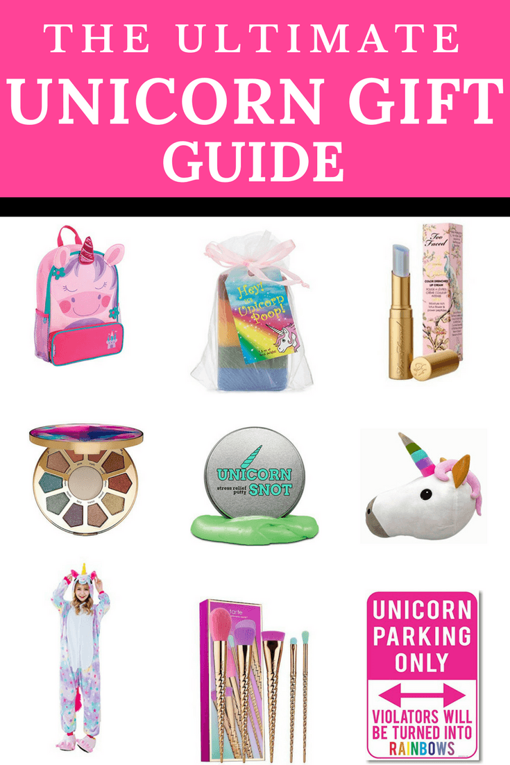 30 Magical  Unique Unicorn Gifts For GirlsWord to Your
