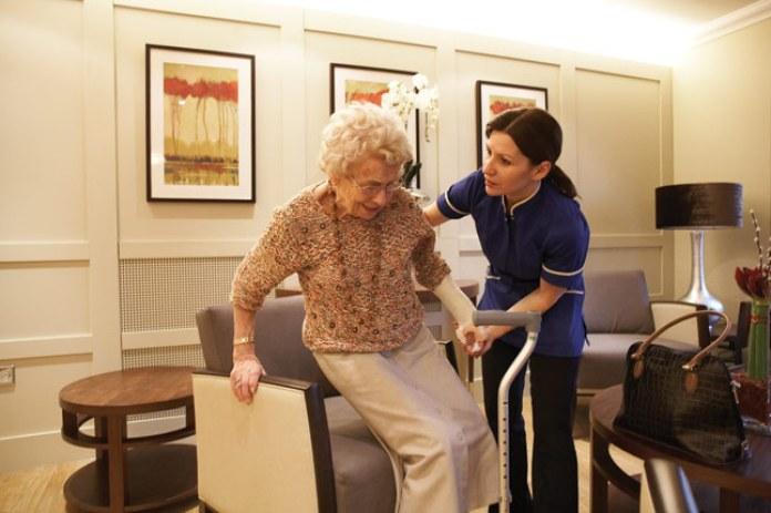 senior care frisco