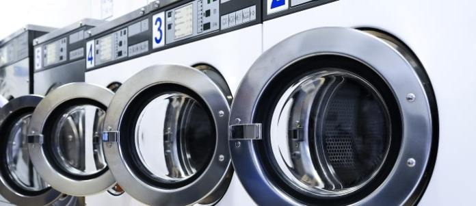 maytag coin operated laundry equipment company