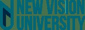 new vision university logo