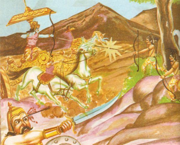 Ramayana Part-11  Lav Kush (14)