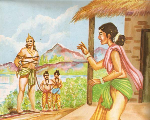Ramayana Part-11  Lav Kush (16)