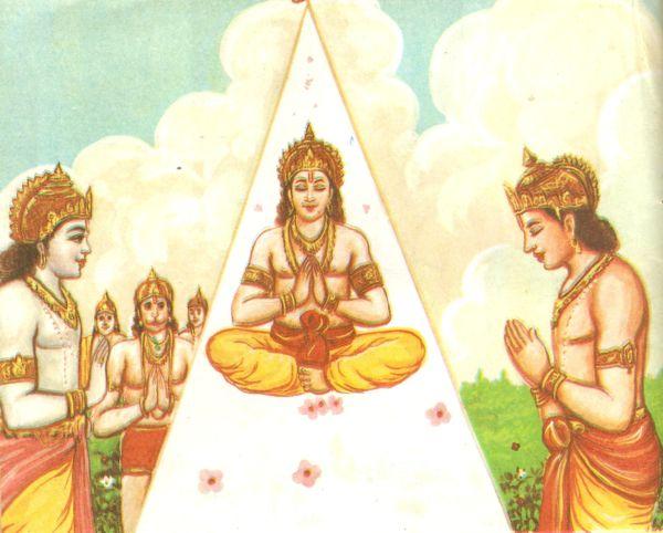 Ramayana Part-12  Ram Rajya (18)