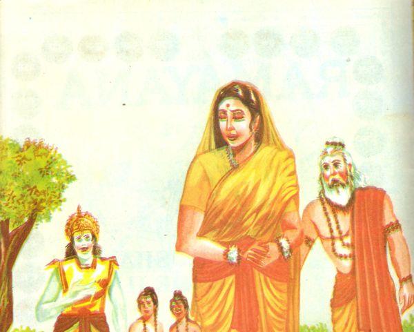 Ramayana Part-12  Ram Rajya (2)