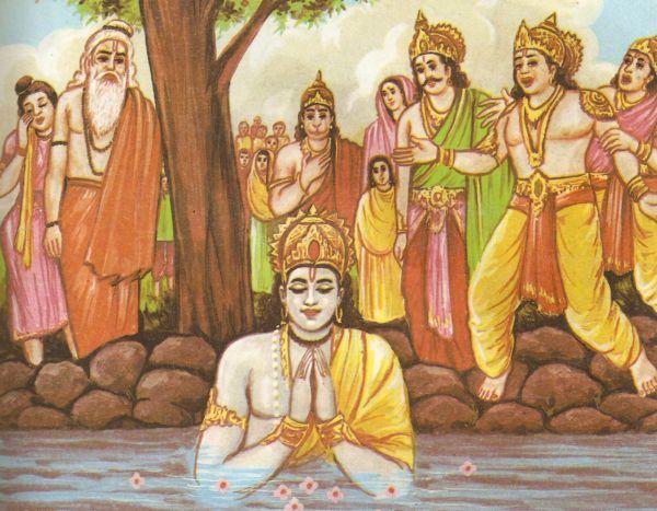 Ramayana Part-12  Ram Rajya (21)