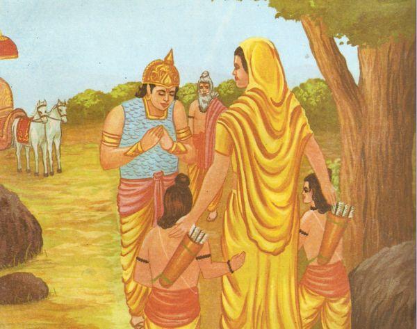 Ramayana Part-12  Ram Rajya (4)