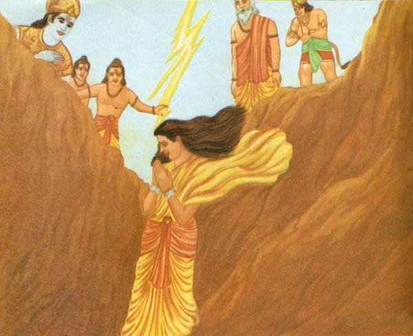 Ramayana Part-12  Ram Rajya (6)