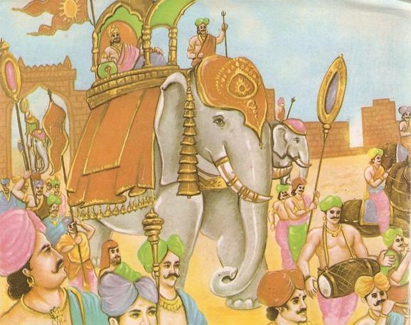 Ramayana Part-2 Swayamvar (21)