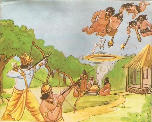 Ramayana Part-2 Swayamvar (8)
