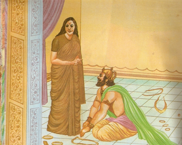 Ramayana Part-3 Dasharatha Promise (14)