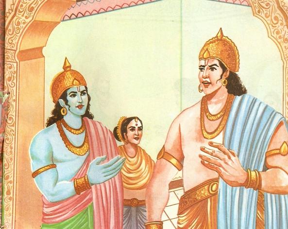 Ramayana Part-3 Dasharatha Promise (19)