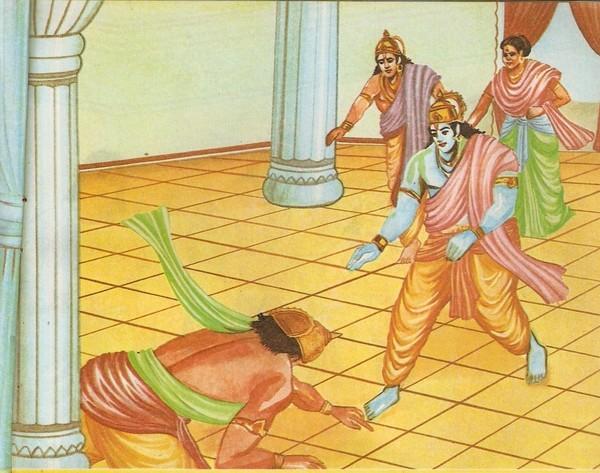 Ramayana Part-3 Dasharatha Promise (21)