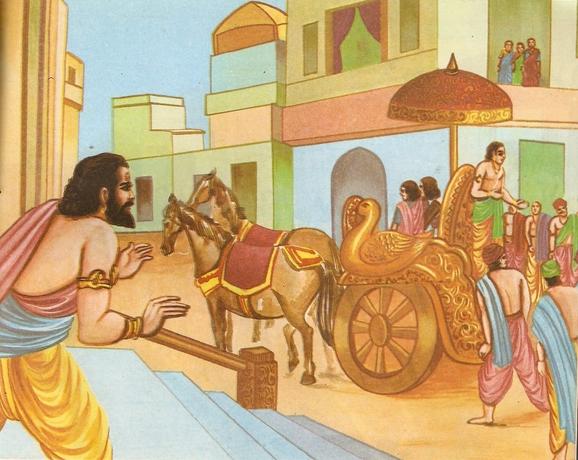 Ramayana Part-3 Dasharatha Promise (23)
