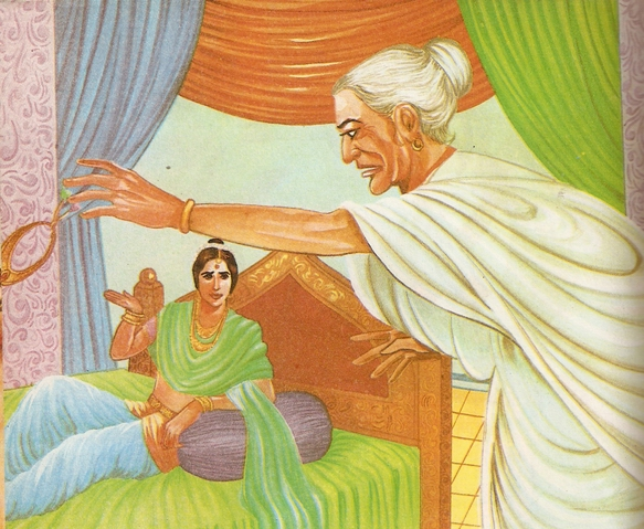 Ramayana Part-3 Dasharatha Promise (9)