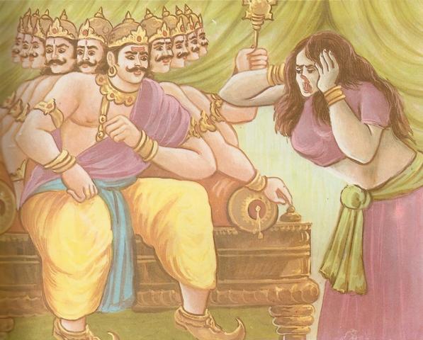 Ramayana Part-5 Sita Haran (13)