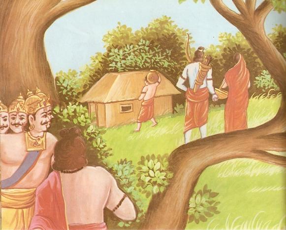 Ramayana Part-5 Sita Haran (14)