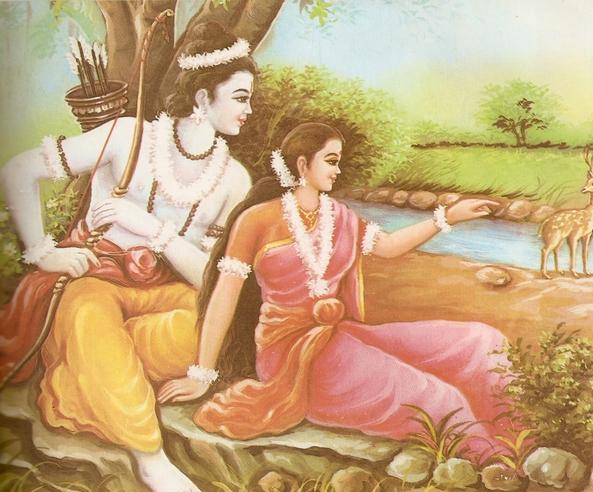 Ramayana Part-5 Sita Haran (15)