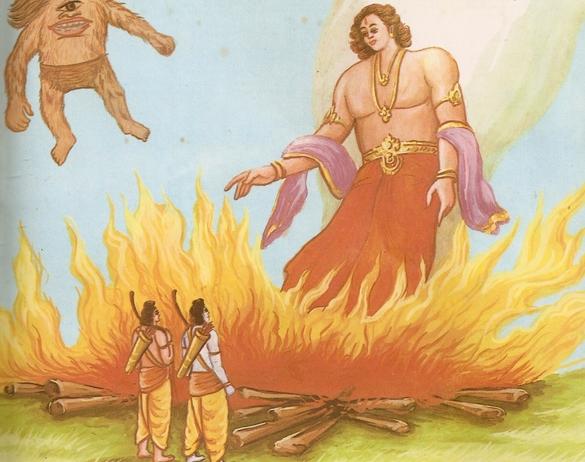 Ramayana Part-5 Sita Haran (23)