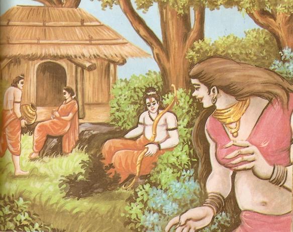 Ramayana Part-5 Sita Haran (5)