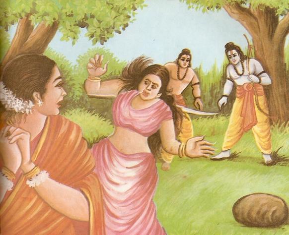 Ramayana Part-5 Sita Haran (7)