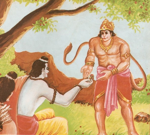 Ramayana Part-6  Meeting Hanuman  (15)
