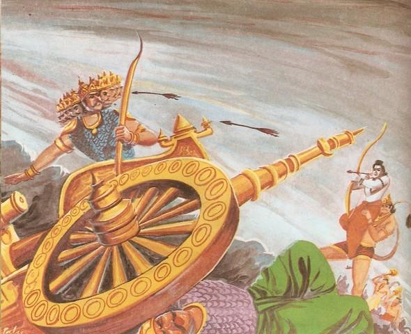 Ramayana Part-7 Lanka Yudh (20)