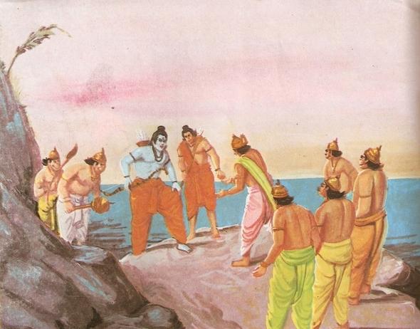 Ramayana Part-7 Lanka Yudh (4)