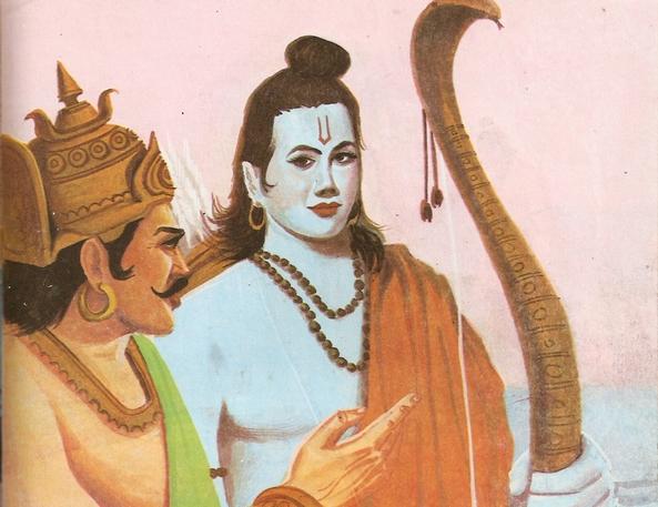 Ramayana Part-7 Lanka Yudh (5)
