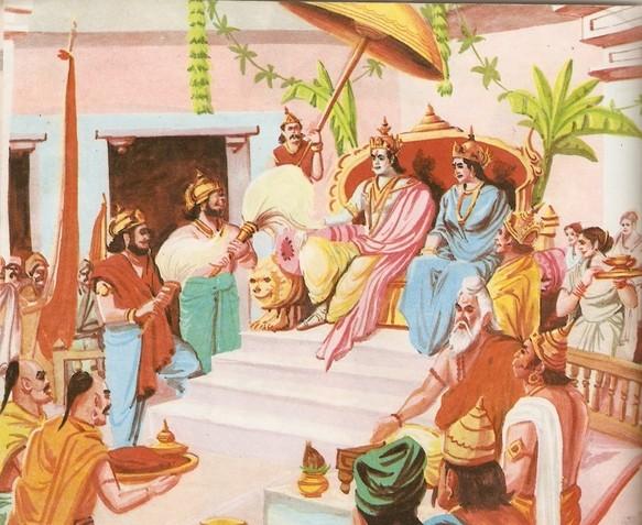 Ramayana Part-9  Lanka Vijay (24)