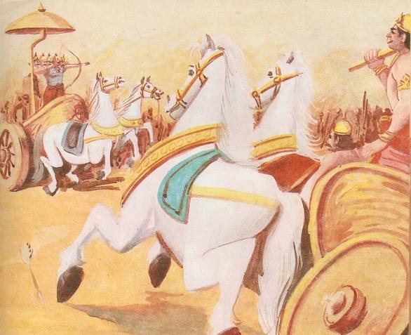 Ramayana Part-9  Lanka Vijay (3)