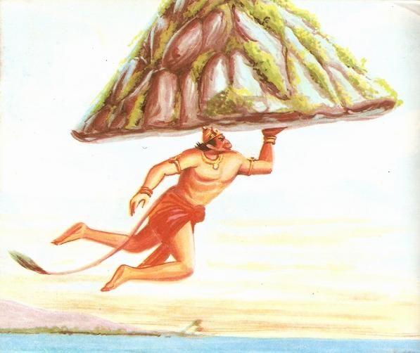 Ramayana Part-9  Lanka Vijay (8)