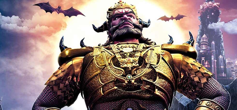 Ravana Super Power