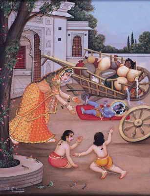 Sri Krishna Kid