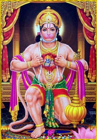 Hanuman Picture (149)